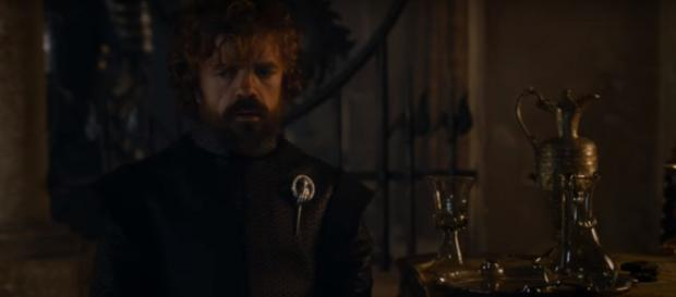 Tyrion Lannister in 'Game of Thrones' Season 7 / Image via Kristina R, YouTube screencap