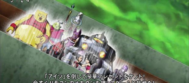 Universe 6 is Eliminated! - [Credit Image: YouTube / Raas]