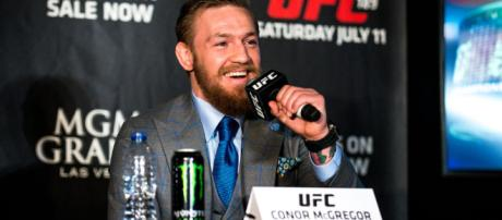 Connor McGregor Image credit - Andrius Petrucenia | CC BY-SA 2.0 | Wikimedia Commons