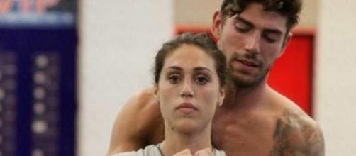 Grande Fratello Vip 2: Cecilia Rodriguez e Ignazio Moser - pourfemme.it