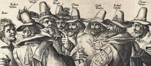 Guy Fawkes Day traditions and the devious plot behind bonfire night - image credit- Nationl Portrait Gallery | Wikimedia