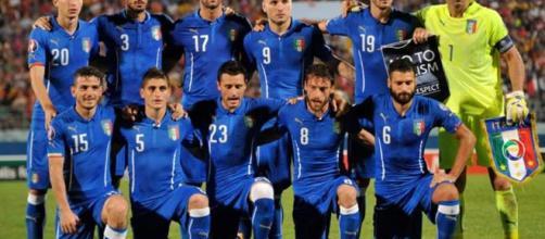 i convocati per i playoff Svezia-Italia