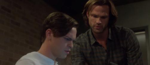 Jack and Sam Winchester on 'Supernatural' - Image Credit: TV Promos/YouTube