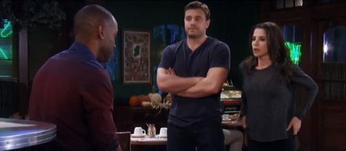 Jason recruits Curtis to solve the mystery [Image viaLove Sam 1122 Youtube screencap]