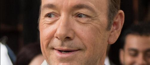 Kevin Spacey held Netflix's image in his hands. [Image via MarylandGovPics/Wikimedia Commons]