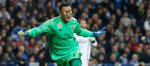 Keylor Navas podria terminar jugando en el Arsenal