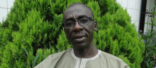 Le directeur général du CCERE Ibrahim Zakari (c) Ibrahim Zakari