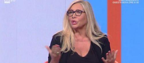Mara Venier: la sua polemica a Tv Talk