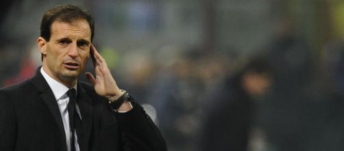 Max Allegri, allenatore della Juventus da luglio 2014