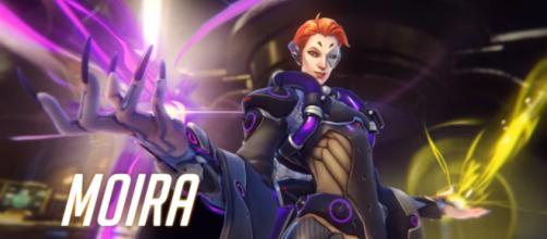 [NEW HERO COMING SOON] Introducing Moira | Overwatch [Image Credit: PlayOverwatch/YouTube screencap]