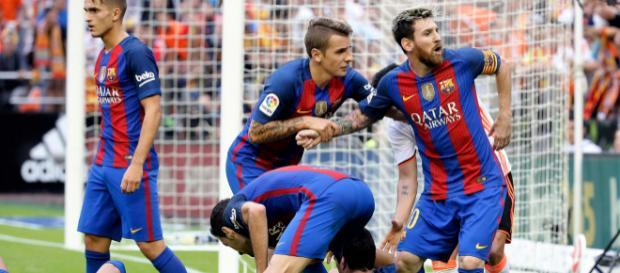 Barcelona anda en busca de un nuevo jugador