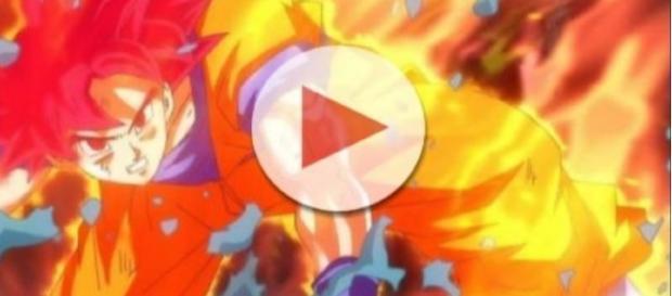 'Dragon Ball': 'Dragon Ball': Goku Super Saiyan God Vs. Kafla offiziell bestätigt - otakukart.com