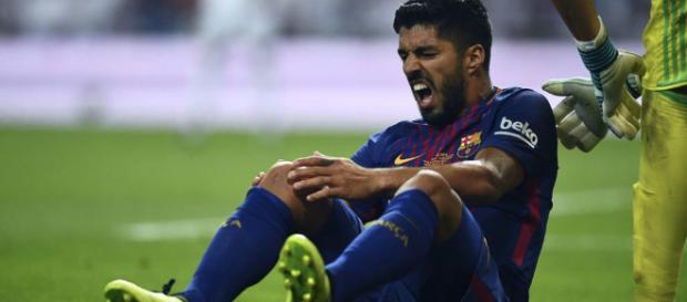 FC Barcelona: Luis Suárez, en horas bajas - donbalon.com