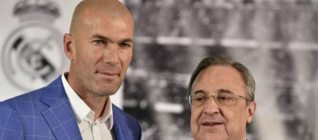 Florentino Pérez tiene una lista negra de cara al verano- Futbol Sapiens - futbolsapiens.com