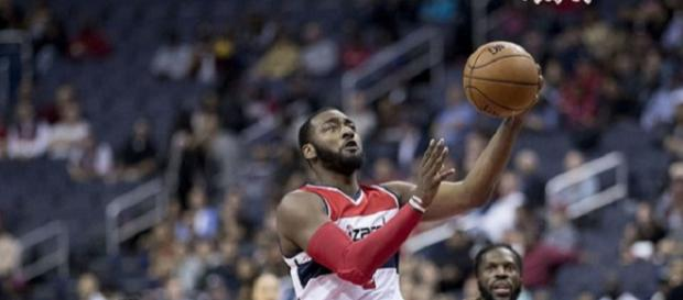 John Wall suffered the injury in their loss to the Cleveland Cavaliers. (Image Credit: Keith Allison/WikiCommons)