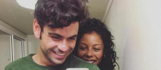 Le couple multiplie les accusations de violence. - Source : potins.net