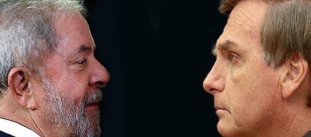 Lula e Bolsonaro estão na mira do MPE