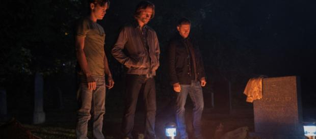 Promotional Photos of Supernatural episode The Big Empty [Image Credit: what2vue.com]