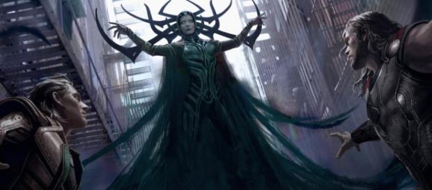 'Thor: Ragnarok' (Image via: Vimeo)