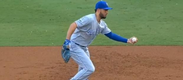 Where will Eric Hosmer land in 2018? [Image via MVPFLF/YouTube]