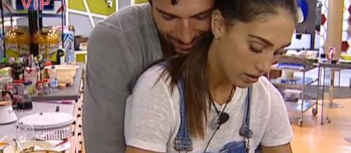 Cecilia Rodriguez e Ignazio Moser: la chiacchierata coppia del GF Vip 2.