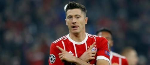 Chelsea and Manchester United target Robert Lewandowski is ... - thesun.co.uk