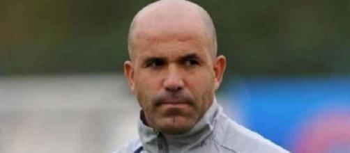 Gigi Di Biagio, allenatore dell'Under 21