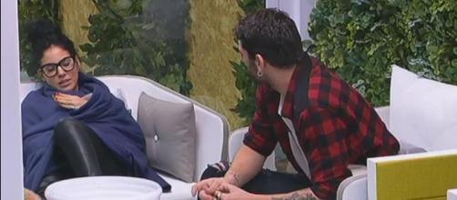 """Grande Fratello Vip, Giulia e i dubbi su Andrea: """"So com'era con ... - mediaset.it"""