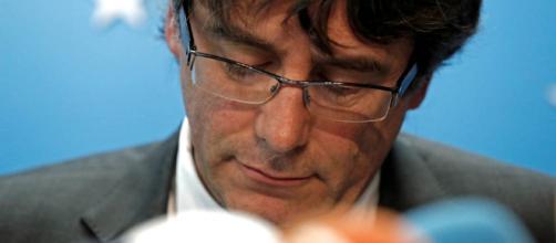 Puigdemont y sus ex consellers fueron detenidos en Bélgica