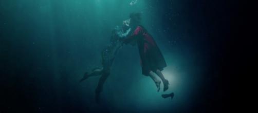 Imagen de la nueva película The Shape of Water