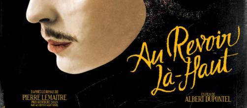 L'affiche du film Aurevoir là-haut