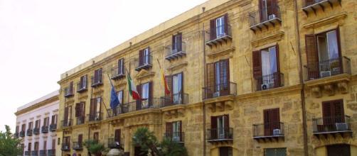 Palazzo d'Orleans, sede della presidenza della Regione Siciliana