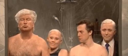"""Saturday Night Live"" on Donald Trump, via Twitter"