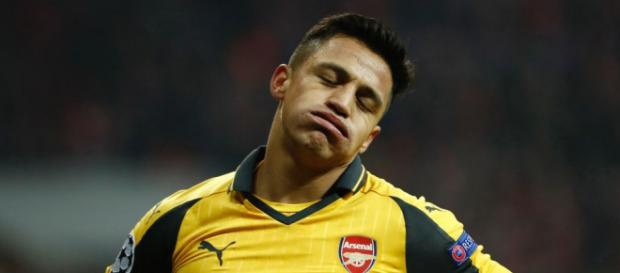 Alexis Sanchez failed in leaving Arsenal in the summer, but could leave on a free next year - metro.co.uk