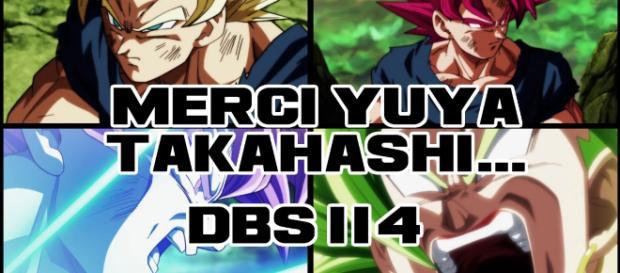 DBS 114 : Merci Yuya Takahashi..!