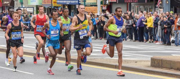 New York City Marathon 2015. (Image credit: Steven Pisano/Wikimedia Commons)