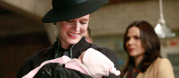 Once Upon a Time: Robin com Zelena