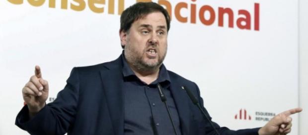 Oriol Junqueras no se achanta y responde desde prisión (Vía La Razón)