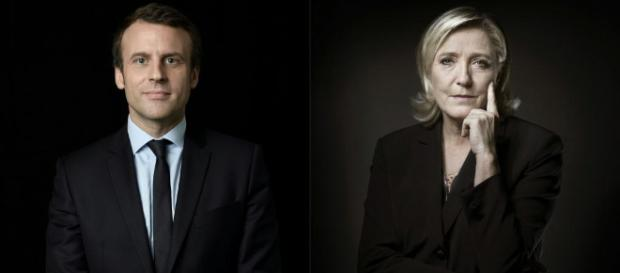 Présidentielle 2017: Marine Le Pen, Emmanuel Macron et l'Afrique - RFI - rfi.fr