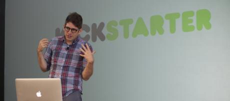 Kickstarter co-founder -- Rex Hammock/Flickr.
