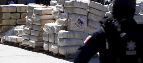 Narcotráfico y corrupción. Foto: Reuters