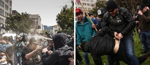 "Antifa ""Civil War"" fails to attract any significant numbers."