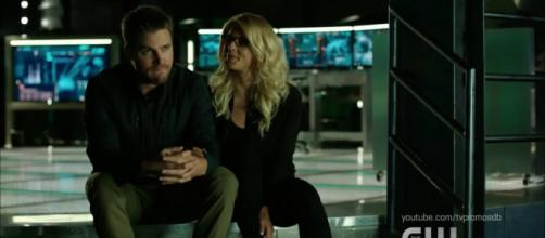 "Arrow 6x04 Promo ""Reversal"" - [Image via The CW 