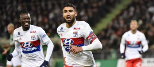 Football Ligue 1 - ASSE-OL : Une victoire historique pour Lyon ... - foot01.com