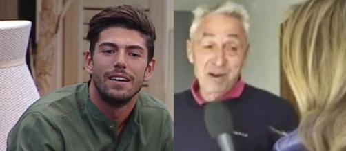 Gfvip 2: Diego Moser umilia il nipote a Domenica Live