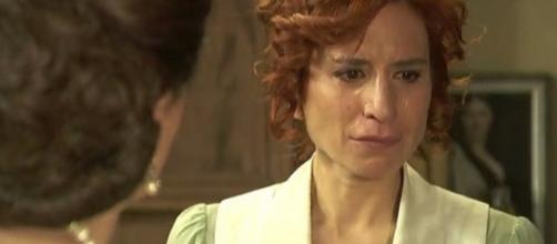 Il Segreto, anticipazioni: Mauricio fissa la data delle nozze, Fè distrutta