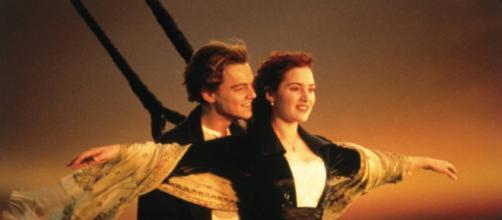 Jack Dawson e Rose Bukater, casal protagonista do filme Titanic