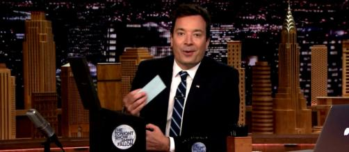 Jimmy Fallon's show has been canceled for this week due to his mother's death. Picture source :vimeo.com