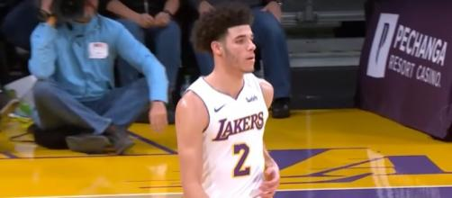 Lonzo Ball and the Lakers were criticized by Gilbert Arenas -- FreeDawkins via YouTube