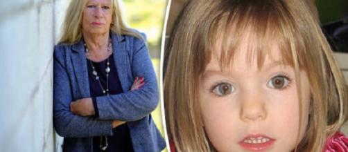 Margaret Carne acredita que Madeleine McCann ainda está viva